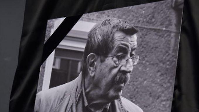 Erzähler, Mahner und Provokateur: Günter Grass stirbt mit 87 Jahren