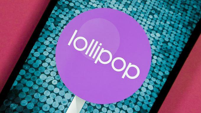 Lollipop verursacht im Moment mehr Frust als Freude.