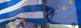 """""""Bereiten keinen Bankrott vor"""": Athen sieht sich auf gutem Wege"""