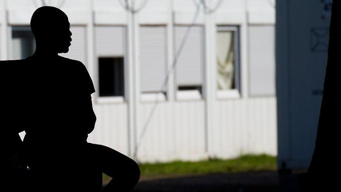 Eines der Hauptprobleme: Wie genug Unterkünfte für die große Zahl der Asylbewerber bereitstellen?