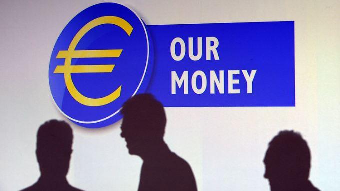 Das QE-Programm sorgt für magere Renditen
