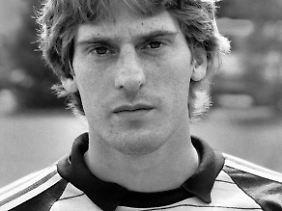 Uli Stein im Trikot des HSV: Das waren noch bessere und erfolgreichere Zeiten.