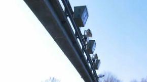 """n-tv Ratgeber: """"Section Control"""" ersetzt die Radarfalle"""
