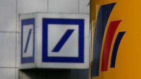 Weg vom Privatkunden: Deutsche Bank will Postbank loswerden