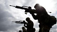Der Bundeswehrverband fordert schnell neue Gewehre.