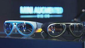 Toter Winkel ade: BMW präsentiert Datenbrille fürs Auto