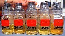 Schummeln bei Drogentests: Künstlicher Urin soll helfen