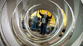 Deutsche Konjunktur brummt: Experten dämpfen wirtschaftliche Hochstimmung