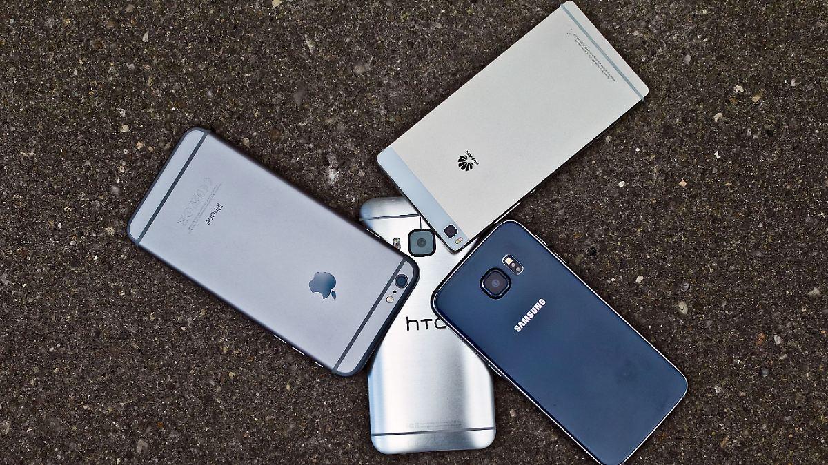 iphone 6 plus s6 one m9 und p8 die besten smartphones im kameratest n. Black Bedroom Furniture Sets. Home Design Ideas