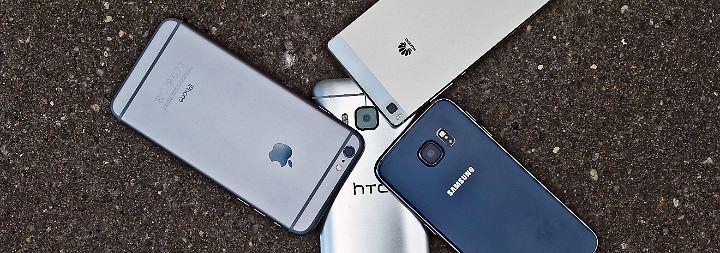 iPhone 6 Plus, S6, One M9 und P8: Die besten Smartphones im Kameratest