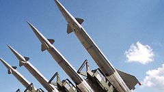 Russische Luftabwehrraketen