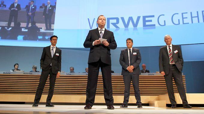 """""""RWE hat keine neuen Ideen"""": Energieriese stellt sich auf raue Zeiten ein"""