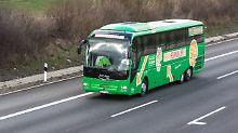 Markt konsolidiert sich: Fernbusfahrten werden teurer