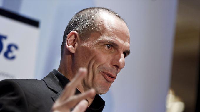 Der Stern von Yanis Varoufakis sinkt.