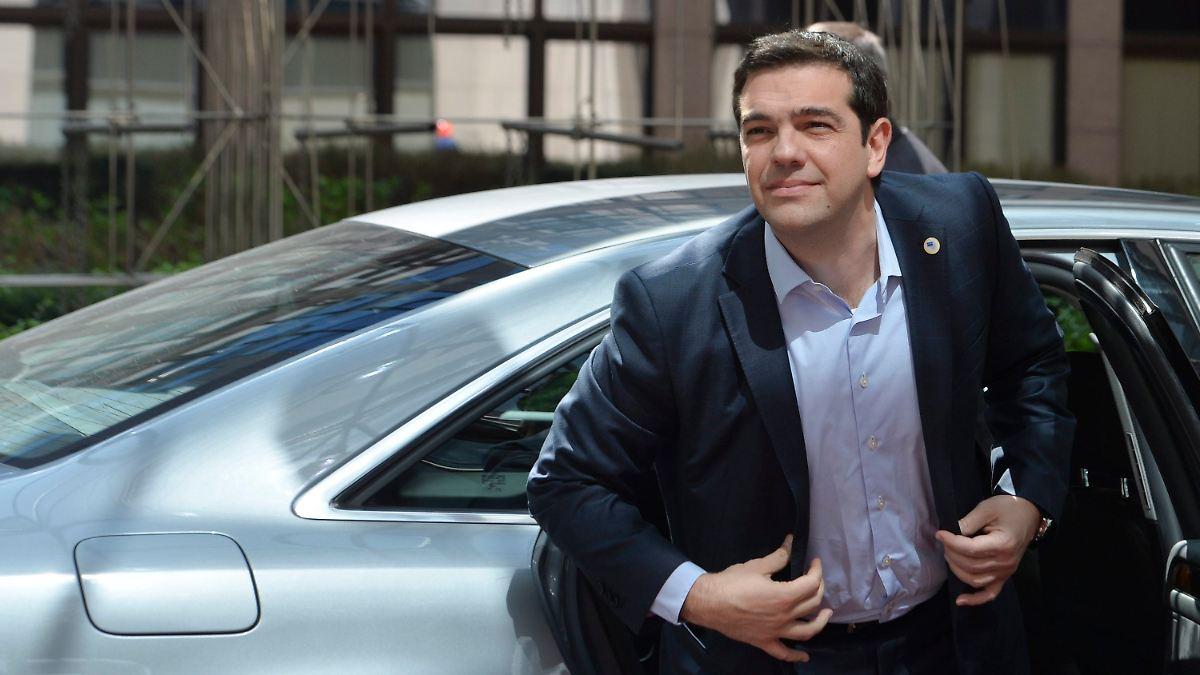 Griechen wollen Einigung mit EU