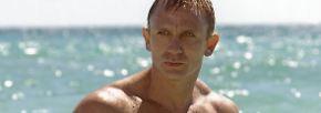 Der blonde Bond: Daniel Craig steht kurz vorm Höhepunkt