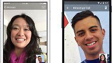Angriff auf Skype: Facebook erhält Videotelefonie