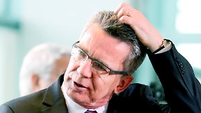 Kanzleramt bereits 2008 unterrichtet: BND-Skandal fällt de Maizière auf die Füße