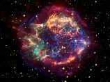 Bis zu 10.000 ausgebrannte Sonnen: Forscher entdecken riesigen Sternenfriedhof