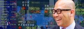 Börsianer in den Startlöchern: Öffnet Japan noch mehr Geldschleusen?
