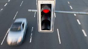 Ein Jahr Punktereform: Vergehen im Straßenverkehr wiegen schwerer