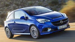 """""""Ein Leuchtturm"""" unter der Lupe: Opel Corsa OPC: Mehr Sport geht bei einem Kleinwagen nicht"""