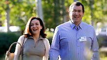 Dave Goldberg stirbt mit 47: Facebook-Chefin trauert um Ehemann