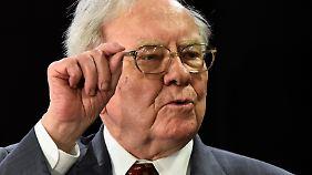 Glänzende Geschäfte mit Berkshire: Buffett plant Übernahme eines deutschen Unternehmens