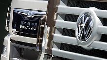 MAN und Scania unter einem Dach: VW-Konzern bündelt Lkw-Geschäft