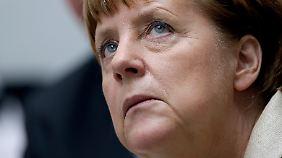 BND-Affäre läuft aus dem Ruder: Merkels Aufklärungswille kennt Grenzen
