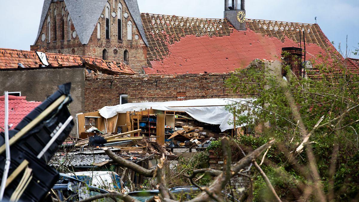 Tornado In Bützow