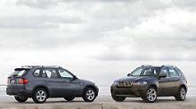 Der X5 ist auch in die Jahre gekommen ein empfehlenswertes Fahrzeug.
