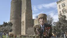 Alijew wurde verwundet, das Ende des Krieges erlebte er in einem Krankenhaus in Warschau.