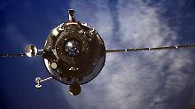 """Progress"" verglüht in Atmosphäre: Defekter Raumfrachter stürzt über Pazifik ab"