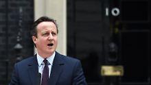 """Hoher Sieg für britische Konservative: """"Cameron ist erpressbarer geworden"""""""