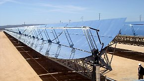 Größtes Solarkraftwerk der Welt: Solar Millennium verbaut Milliarden