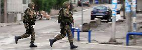 22 Tote bei Feuergefechten: Gewalt eskaliert in Mazedonien