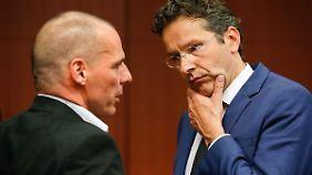 Durchbruch in Brüssel bleibt aus: EU und Griechenland ringen um Kompromiss