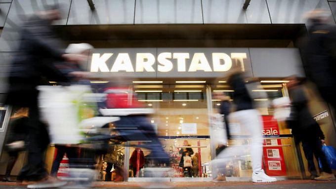 Aus für fünf weitere Filialen: Karstadt setzt Sparkurs fort