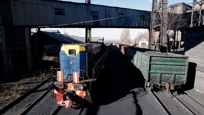 Die ukrainische Bahn kämpft seit Jahren mit Problemen.