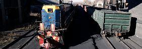 Milliardenschulden im In- & Ausland: Ukrainische Bahn ist pleite