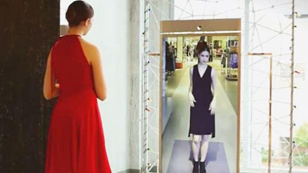 Spiegel als stylingberater intelligente umkleiden for Mediathek spiegel tv