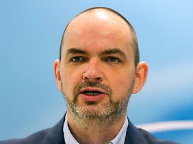Ulrich Reinhardt, wissenschaftlicher Leiter der Stiftung für Zukunftsfragen.