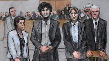 Jury verhängt Todesurteil: Das stille Ende des Boston-Prozesses