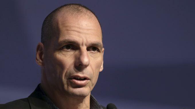 Griechischer Schuldenstreit: Varoufakis schürt Hoffnung auf Einigung mit Geldgebern