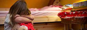 Täter werden immer aggressiver: Zahl der Kindesmisshandlungen nimmt zu