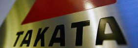 60 Millionen Autos ingesamt: Takata-Rückruf schockt Anleger