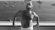 Schwarz, Weiß, Glamour: So schön ist Cannes abseits vom roten Teppich