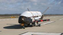 Spähgerät oder gar Kampfbomber?: US-Militär schickt Weltraumdrohne ins All