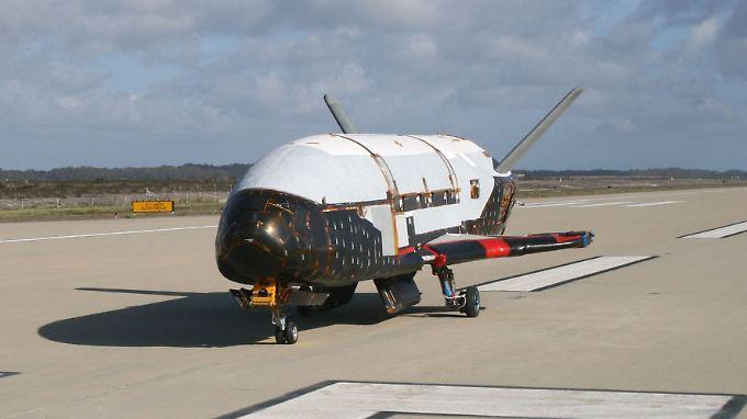 Für welche Zwecke die Weltraumdrohne genau eingesetzt werden soll, behält die Luftwaffe für sich.